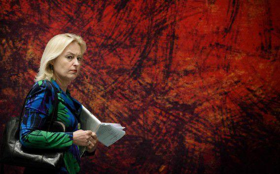Minister Bussemaker zegt niet doof te zijn voor de kritiek op de rekentoest.