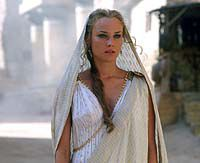 De mythische Griekse Helena