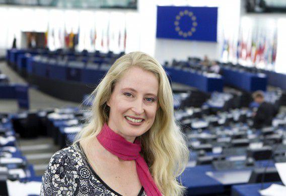 Europarlementariër namens de PvdA Judith Merkies.