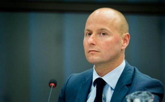Oud-gedeputeerde Mark Verheijen (VVD).