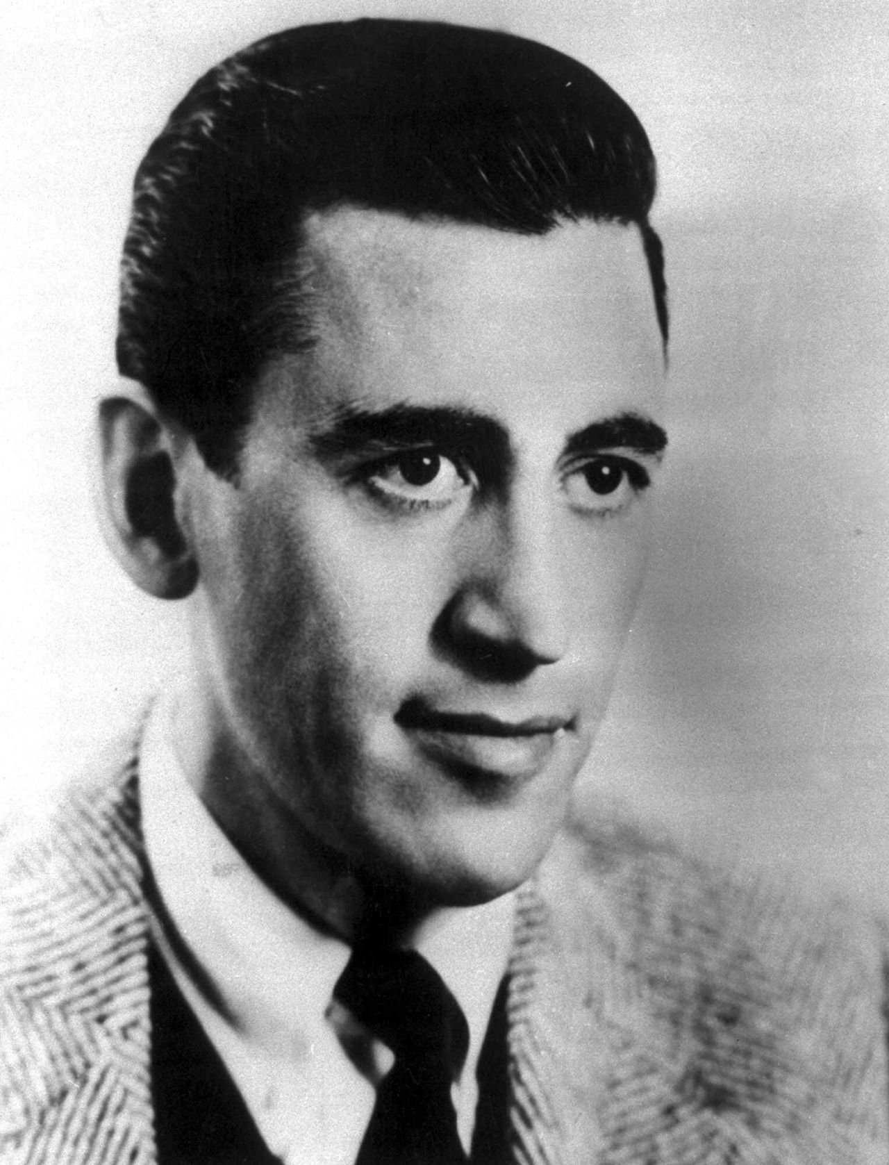 """**FILE**J.D. Salinger, author of """"The Catcher in the Rye"""", """"Nine Stories"""", and """"Franny and Zooey"""" is shown in a 1951 photo. A scholarship named for the writer will allow young writers with """"quirky brilliance"""" to literally follow in his footsteps at Ursinus College in Collegeville, Pa. Recipients of the newly created scholarship, announced Thursday, Jan. 19, 2006, will get to live in Salinger's old dorm room at Ursinus, where the author spent the fall semester of 1938.(AP Photo)"""