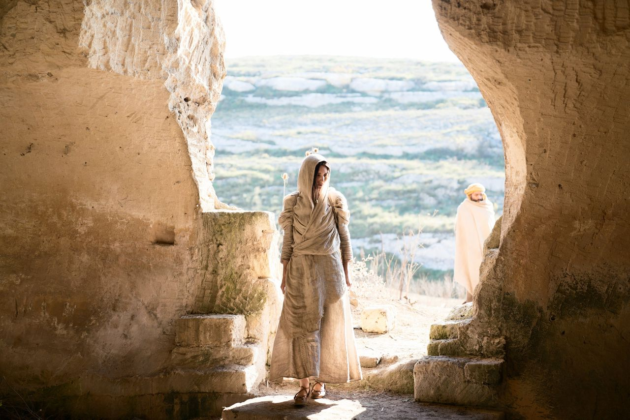 Rooney Mara is een mystica vol genade in 'Mary Magdalene'.
