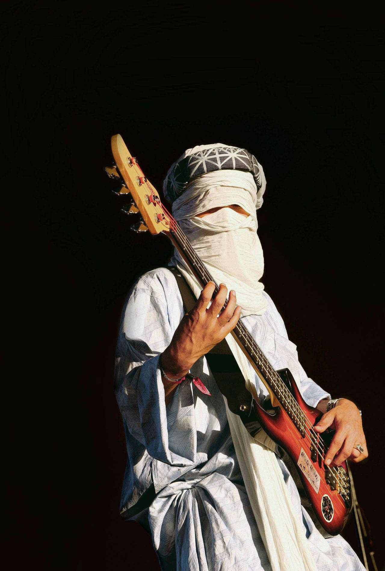 Eyadou Ag Leche van de band Tinariwen: 'Onze zorgen zijn eeuwenoud'