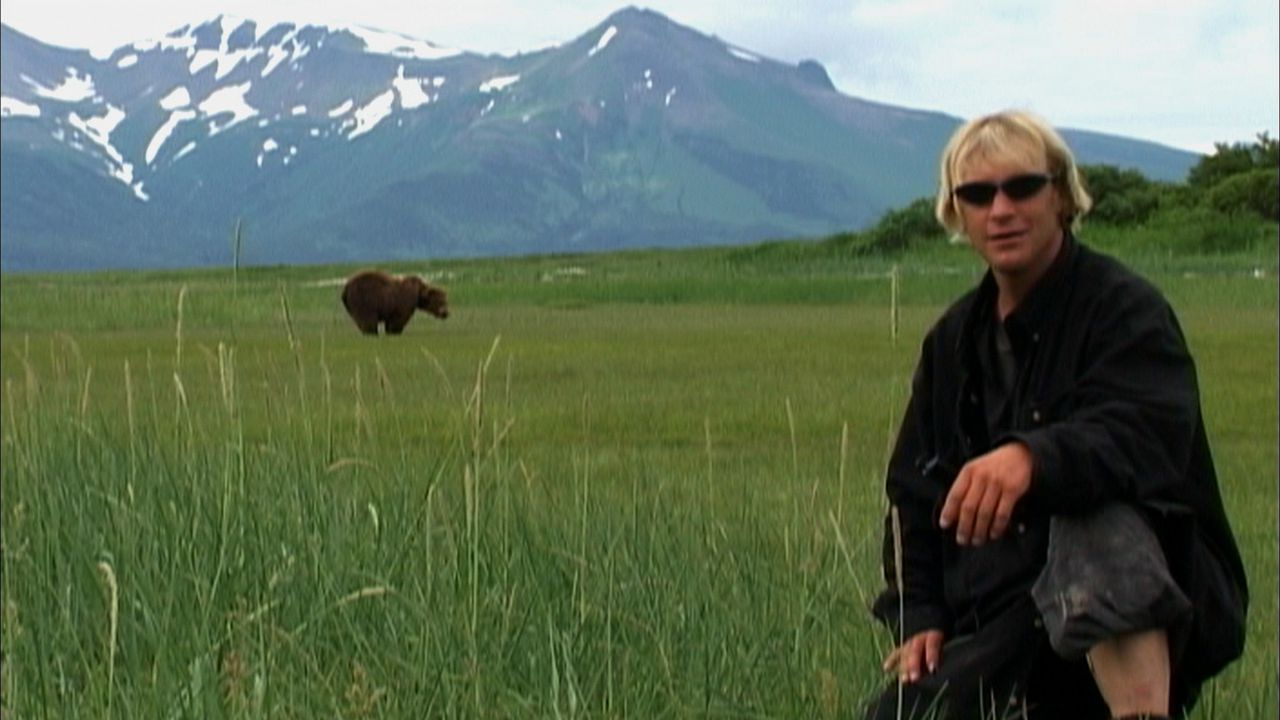 Scène uit de film Grizzly Man