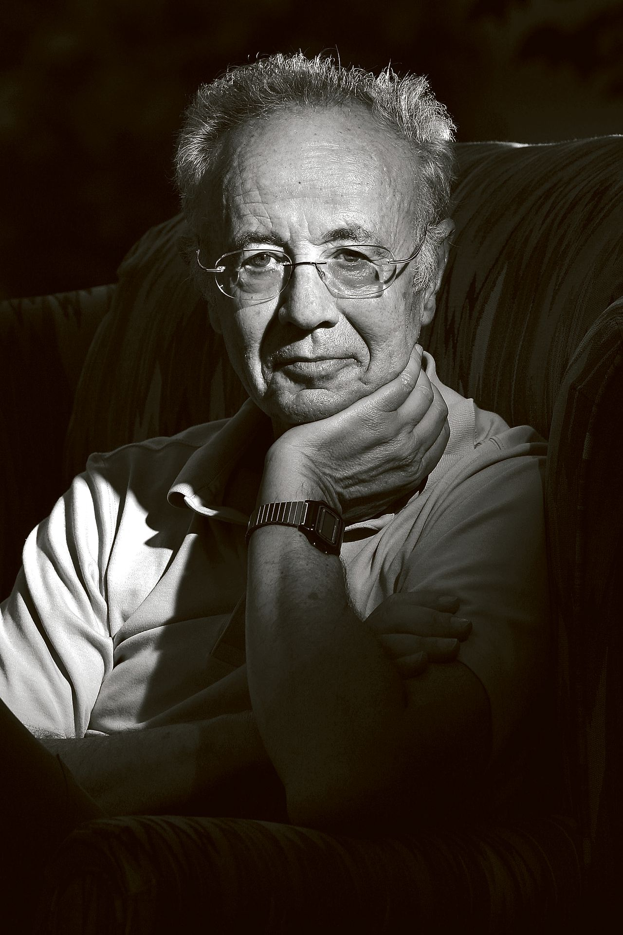 Andy Grove in 2008