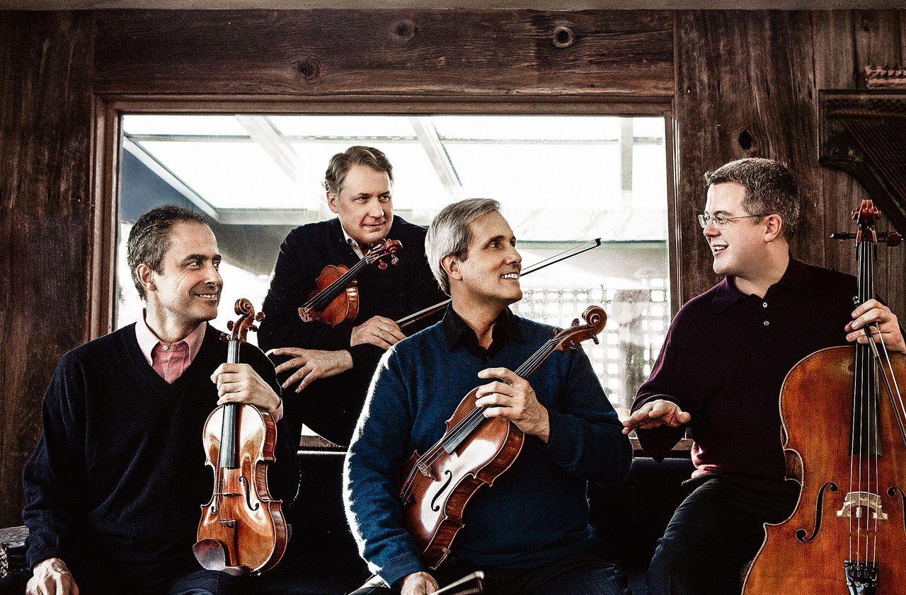 Het Emerson String Quartet