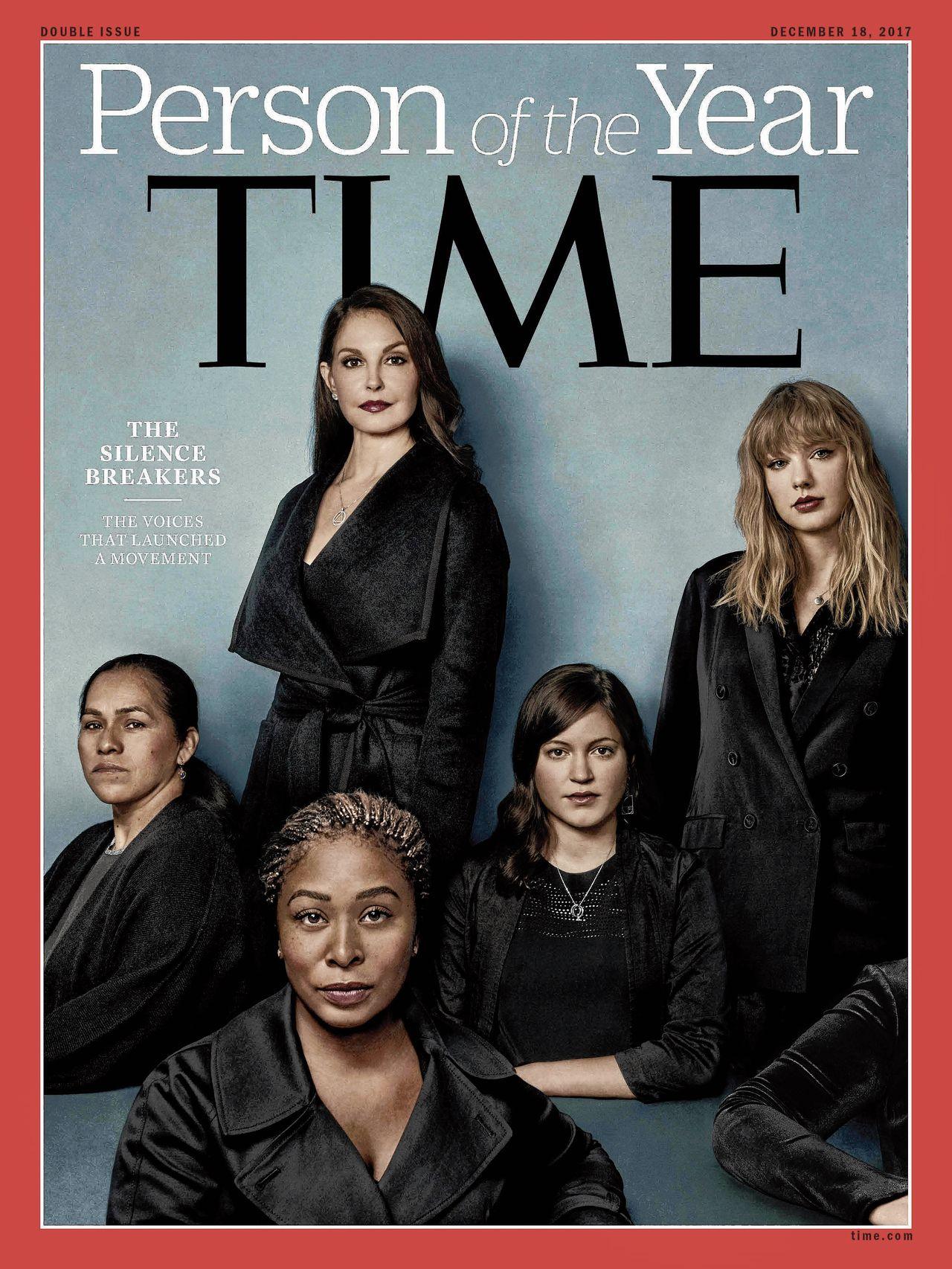 De omslag van Time deze week.