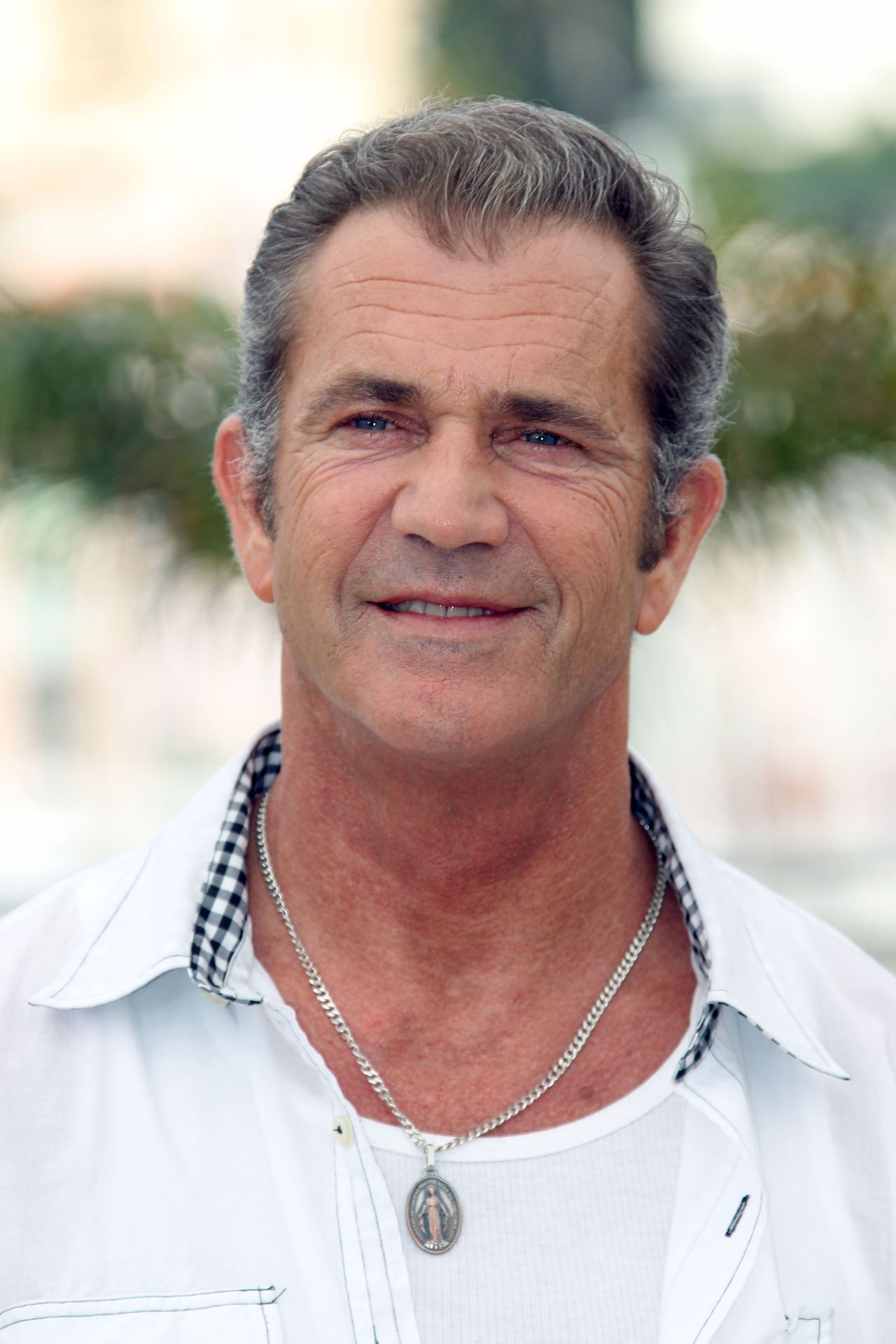 "(FILES)US actor Mel Gibson poses during the photocall of ""The Beaver"" presented out of competiton at the 64th Cannes Film Festival in this May 18, 2011 file photo in Cannes. Oscar-winning director Mel Gibson was embroiled in a fresh anti-Semitism row April 12, 2012 after he was accused of shelving a movie about a famous Jewish revolt because he ""hates Jews."" The allegations from Hollywood screenwriter Joe Eszterhas came after studio Warner Bros announced it was putting on hold ""The Maccabees,"" which Gibson had been penciled in to direct, because the film ""lacked a sense of triumph."" But Eszterhas, best known for writing the thrillers Jagged Edge and Basic Instinct, let rip at Gibson in a nine-page letter which accused the ""Braveheart"" star of pulling out because of alleged anti-Semitism. AFP PHOTO / VALERY HACHE"