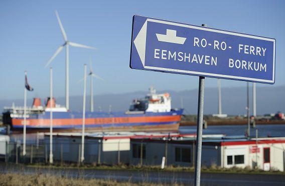 De Groningse Eemshaven