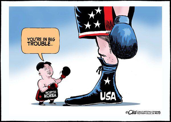Cartoon van Cagle.com