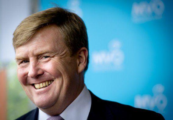 Koning Willem-Alexander is erelid van het IOC.