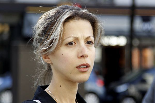 French writer Tristane Banon leaves the office of her lawyer David Koubbi in Paris in this May 17, 2011 file photo. Banon will file a legal complaint on July 5, 2011 over an alleged rape attempt by former IMF chief Dominique Strauss-Kahn in 2002, her lawyer David Koubbi told Reuters. REUTERS/Charles Platiau/Files (FRANCE - Tags: POLITICS CRIME LAW HEADSHOT BUSINESS)