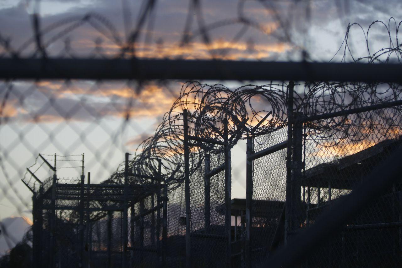 Archieffoto uit 2013 van Guantanamo Bay