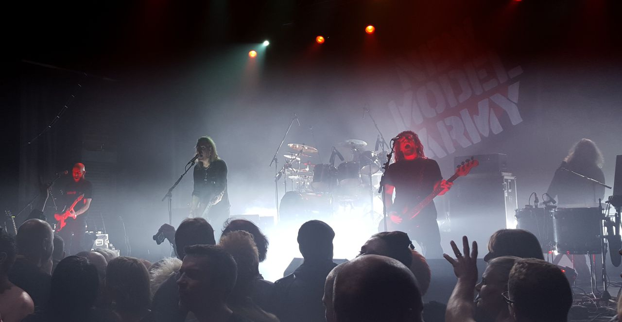 New Model Army in 2015.