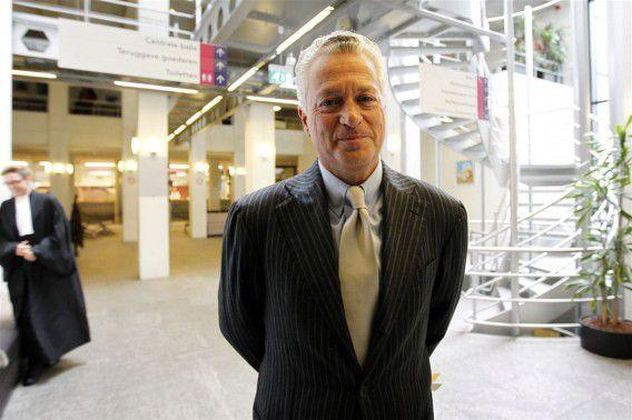 Advocaat Bram Moszkowicz heeft een schikking getroffen met de Belastingdienst. Foto ANP / Bas Czerwinski