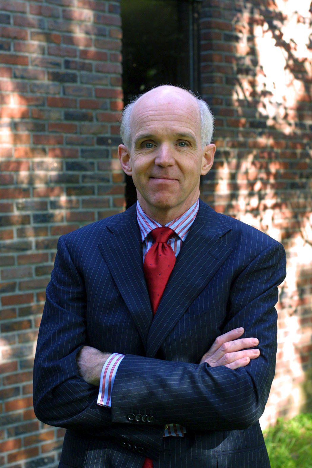 Geert Dales vindt vrijheid van meningsuiting ondergeschikt aan het verbod op discriminatie. (Foto NRC Handelsblad, Maurice Boyer) Geert Dales, wethouder Financien Amsterdam Foto NRC H'Blad, Maurice Boyer 021010
