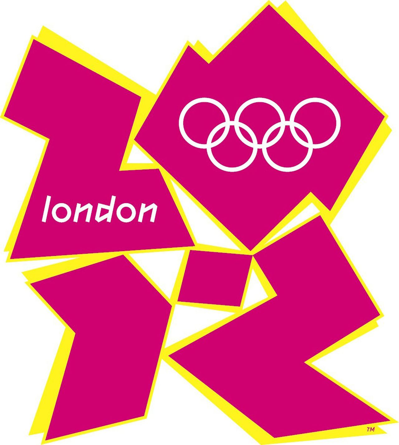 "FILE - This June 4, 2007 file photo issued by PRNewswire, London, shows the 2012 Olympic Games logo. Iran objects to the logo for the 2012 London Olympics, contending it is racist because it resembles the word ""Zion"" and warning of a possible boycott of the games. The secretary general of Iran's National Olympic Committee said Iran sent a letter to International Olympic Committee President Jacques Rogge. The letter claims the 2012 logo spells out ""Zion,"" a biblical term widely recognized to refer to the city of Jerusalem. In comments carried by the official IRNA news agency Monday Feb. 28, 2011, secretary general Bahram Afsharzadeh said the letter urges other Muslim states to oppose the ""racist logo.""(AP Photo/PRNewsFoto/LONDON 2012, HO) EDITORIAL USE ONLY"