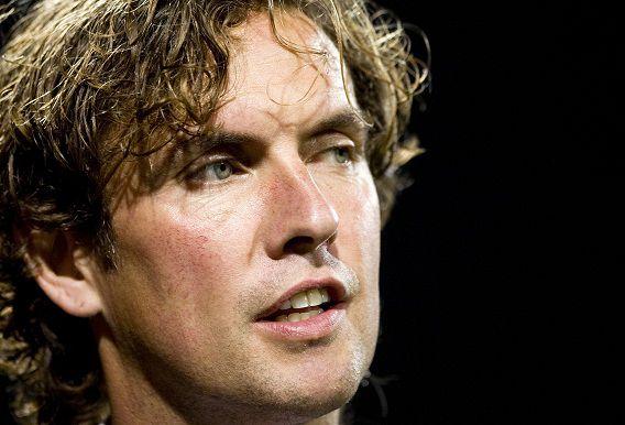 Trainer Alex Pastoor van NEC. Zijn ploeg boekte vandaag de eerste thuiszege tegen Heracles. Het werd 3-2.