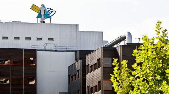 Het Medisch Spectrum Twente in Enschede, decor van de de grootste medische misdaad ooit in Nederland. ANP / Koen van Weel