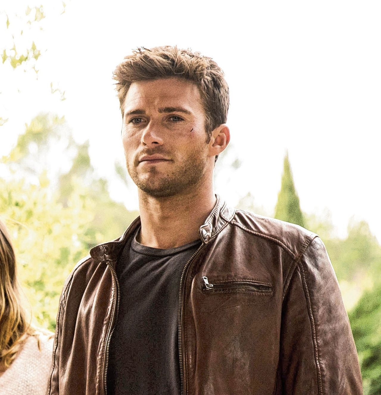 Scott Eastwood in Overdrive.