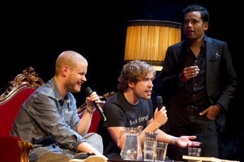 Jonge schrijversavond in 2011