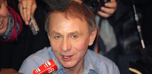Michel Houellebecq in 2010
