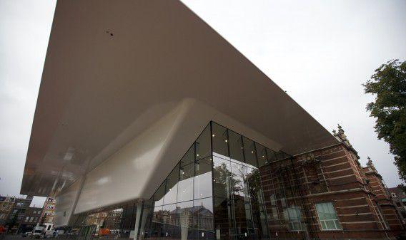 Het Stedelijk Museum in Amsterdam.