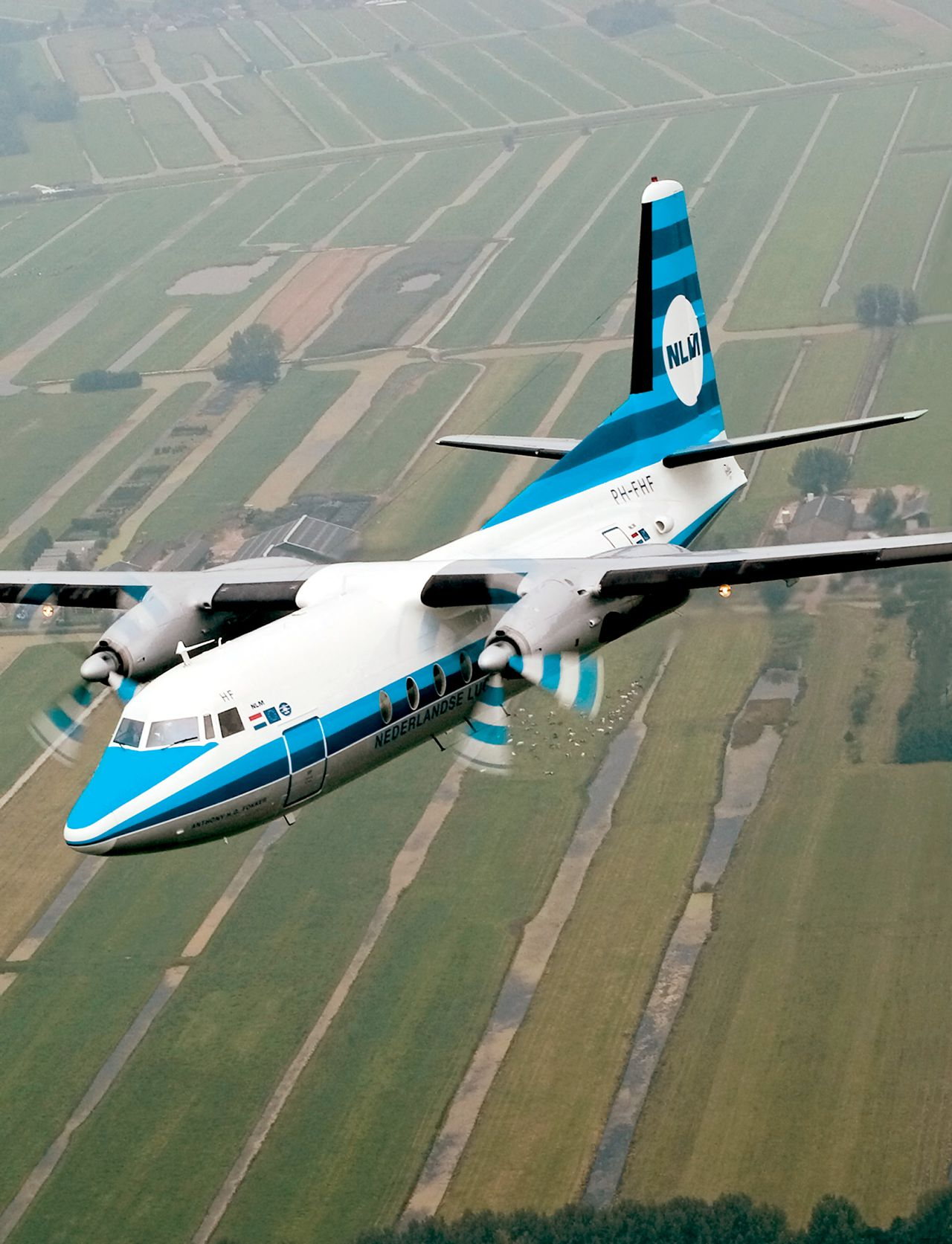 1 Fokker F27 Friendship foto Aviodrome
