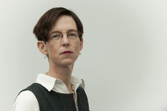 Laura van Geest, de nieuwe directeur van het CPB.