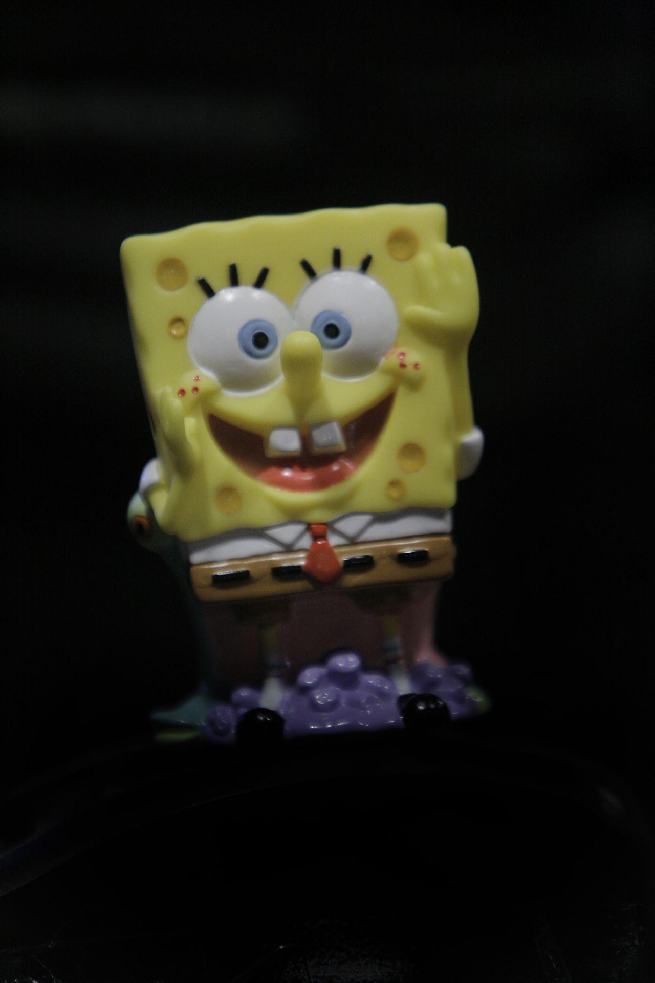 SpongeBob Squarepants foto Rien Zilvold utrecht 01-10-2006 spongebob foto rien zilvold