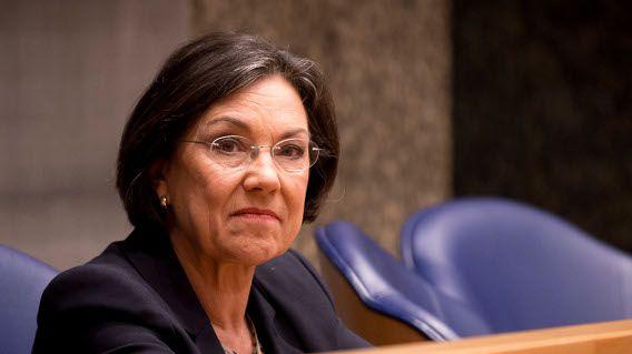 Den Haag - De kandidaat voorzitters voor de Tweede Kamer. foto: ANP/Evert-Jan Daniels