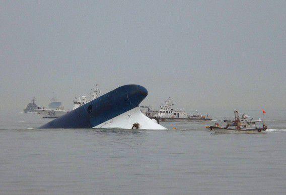 Het passagiersschip.