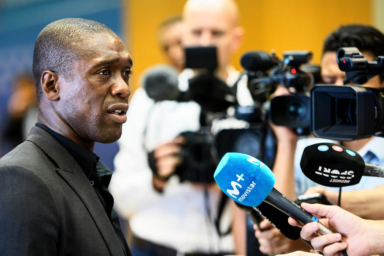 Clarence Seedorf is nu de enige Nederlandse trainer in een Europese topcompetitie.