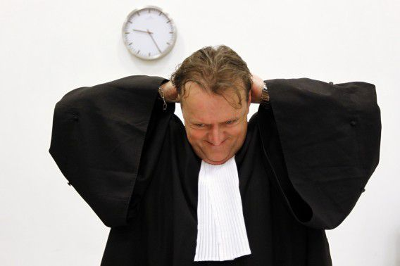 Advocaat Richard Korver is raadsman van een aantal bij de zaak betrokken ouders.