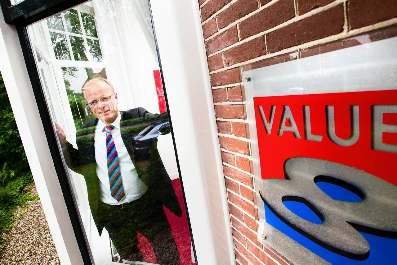 Peter Paul de Vries, directeur van Value8.