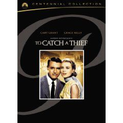 Dvd film To Catch a Thief Regie: Alfred Hitchcock. Met: Cary Grant, Grace Kelly € 7,99 * * * *
