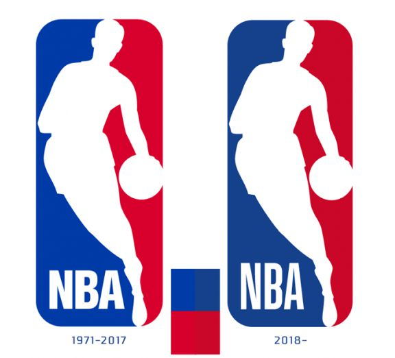 Rechts het nieuwe logo met de letter Action van Erik van Blokland.