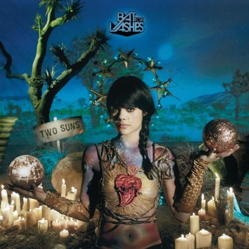Bat For Lashes: Two Suns Astralwerks, € 18,99