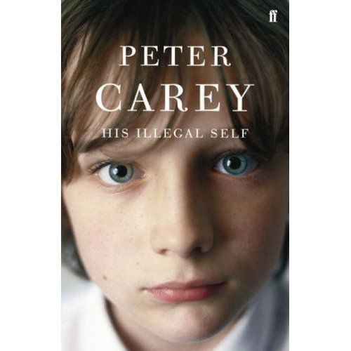 Peter Carey: His Illegal Self. Faber and Faber, 300 blz. € 28,–