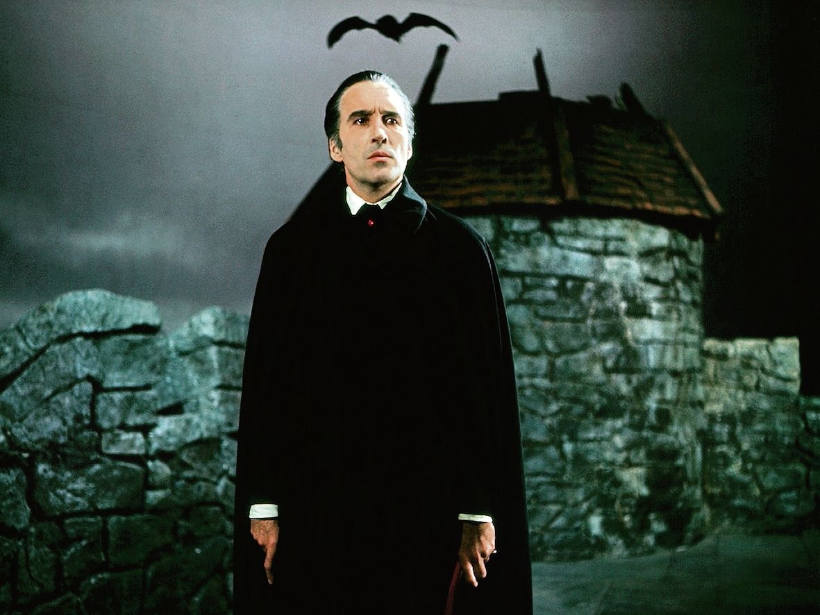 The Scars of Dracula, 1970