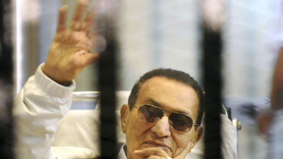 De Egyptische ex-president Hosni Mubarak wordt mogelijk vervroegd vrijgelaten.
