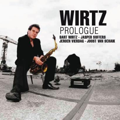 cd JAZZ Wirtz: Prologue Challenge Records * * * Bart Wirtz