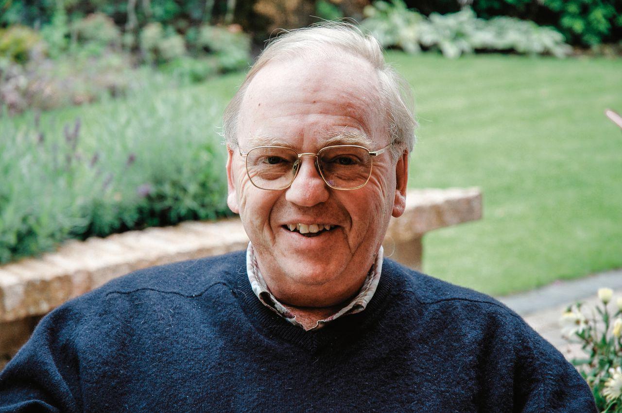 Joost Schudel in 2004.