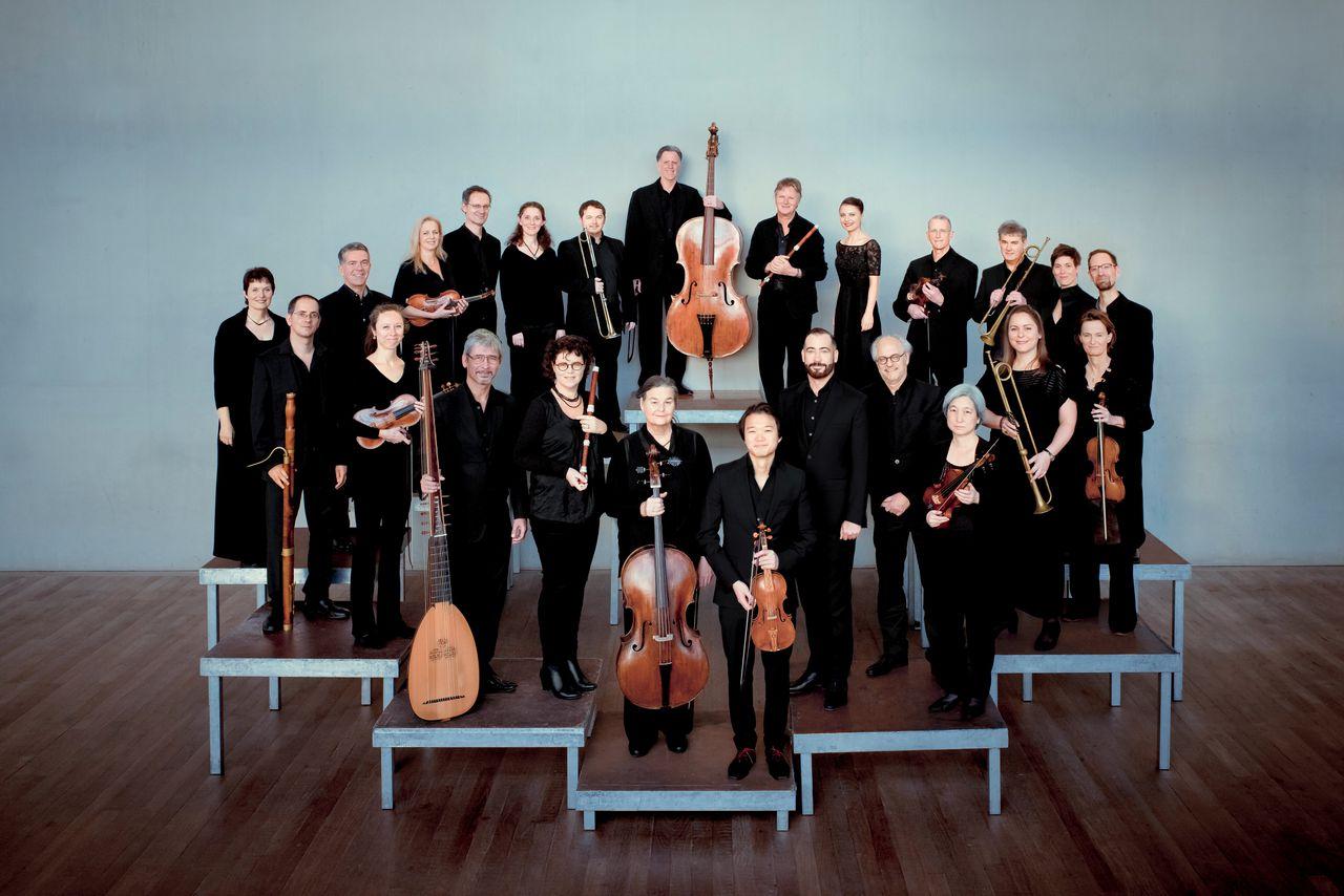 De de Nederlandse Bachvereniging.