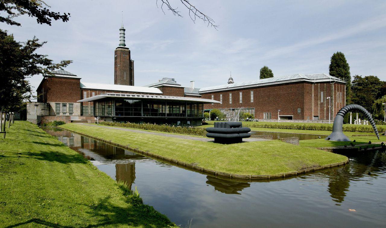 Er is nog geen overeenstemming over het afbreken van het aangebouwde paviljoen (1991) achter Museum Boijmans Van Beuningen.