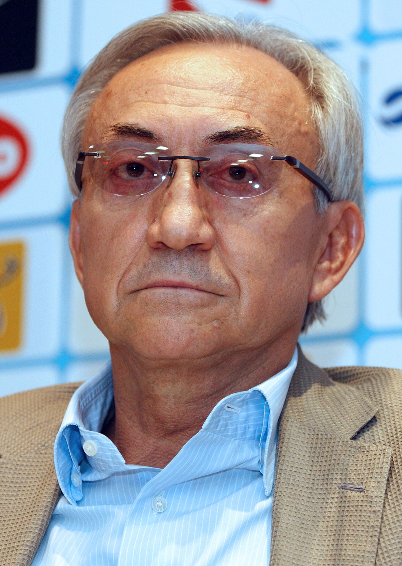 A photo taken on September 10, 2012 shows one of Serbia's richest men, businessman Miroslav Miskovic, attending a press conference in Belgrade. Miskovic and eight other people, including his son, were arrested on December 12 under suspicion of being involved in corruption, police said. Miskovic, one of the most influential businessmen in the Balkans, is suspected of illegally gaining more than 30 million euros (39 million US dollars) during the privatization of several state-run companies engaged in road construction business. AFP PHOTO / MARKO METLAS - SERBIA OUT -