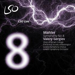 cd klassiek Gergjev (LSO): Mahler Symfonie nr 8 *