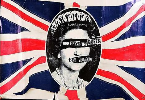 The Sex Pistols: Never mind the bollocks God save the Queen