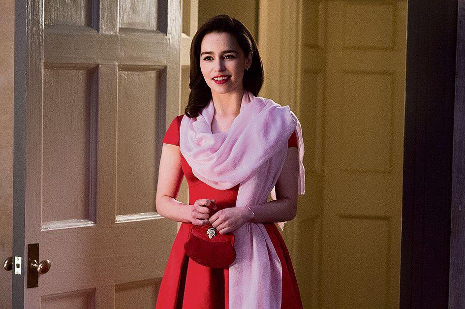 Emilia Clarke: ontwapenend in Me before You