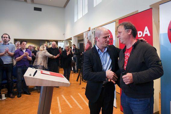 Het is voor PvdA-partijvoorzitter Hans Spekman te kort dag om voorverkiezingen voor het lijstrekkerschap van de partij te organiseren. Foto Hollandse Hoogte / Werry Crone